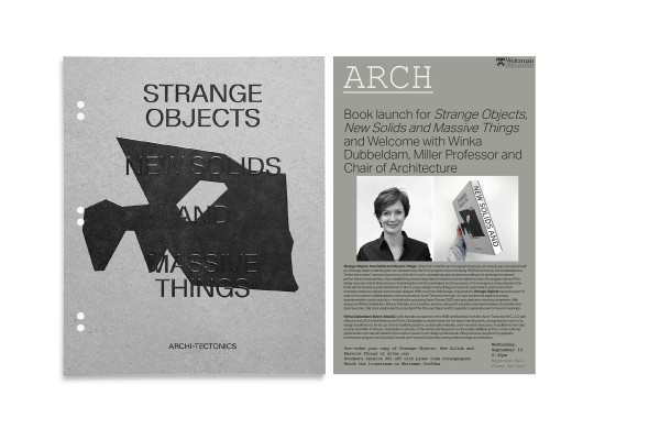 <i>Strange Objects, New Solids, and Massive Things</i> out now!