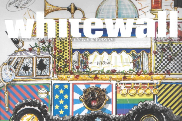 Interview with Whitewall Magazine