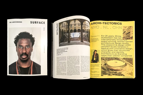 V33, Asian Games and more featured in our full page in SURFACEMagazine